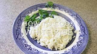 Flavored White Rice Recipe