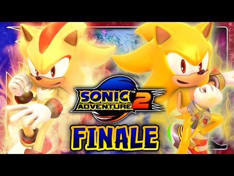 Sonic Adventure 2 HD PC - LAST STORY FINALE (4K 60FPS Upscaling)