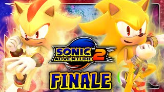 Sonic Adventure 2 HD PC - LAST STORY FINALE (4K 60FPS Upscaling)