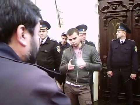 Timofti a trimis un consilier să vorbească cu protestatarii