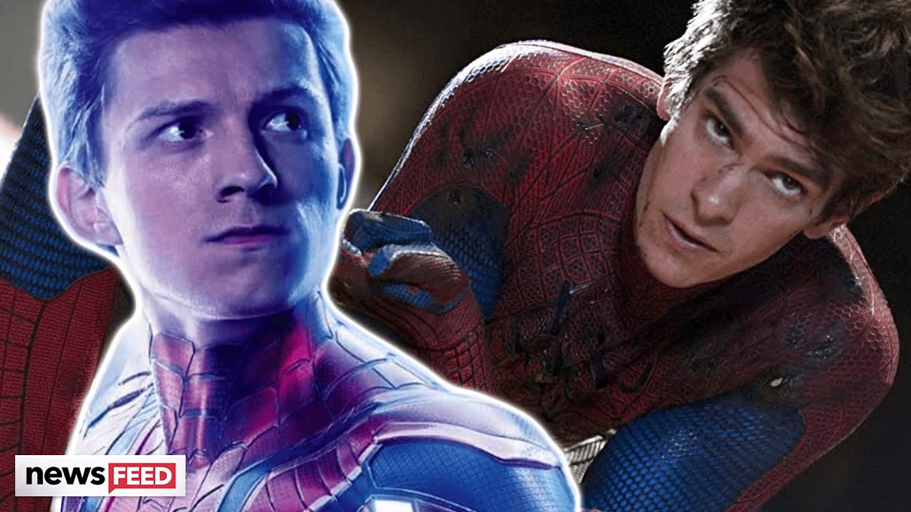 Andrew Garfield STARRING With Tom Holland In 'Spider-Man'?!