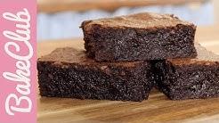 Fudgy Brownies (Super saftig!) | BakeClub