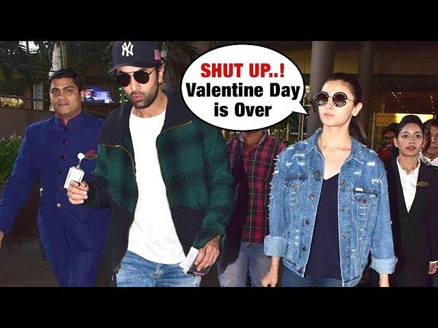 Aalia Bhatt Opens Up On Break Up With Ranbir Kapoor