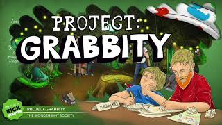 The Wonder Why Society: Project Grabbity - Educational Stories