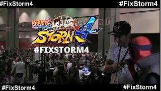 #FixStorm4 - [Champion] Naruto Shippuden Ultimate Ninja Storm 4 Tournament -Anime Expo