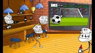 Troll Football Cup 2018 Game Walkthrough | TROLLFACE GAMES