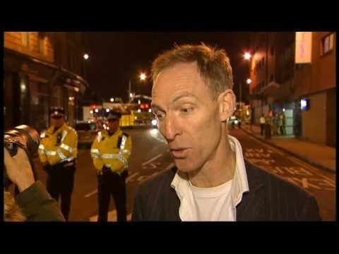 Labour MP Jim Murphy describes Glasgow's helicopter crash