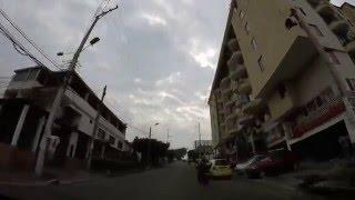 Barrio Diamante 2 Bucaramanga Driving In Colombia HD  [720p]