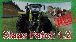 [GER]NEU Massey Ferguson Tef20🔥Claas Patch 1.2 - Patch Notes💥RT15K🔥PS4🔴HD👀