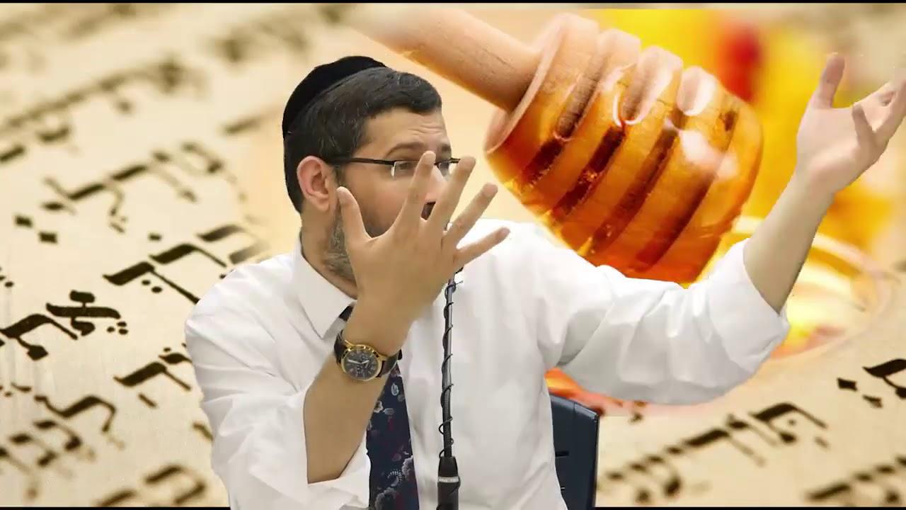 קצר ולעניין: המר הוא המתוק - הרב יוסף חיים גבאי HD