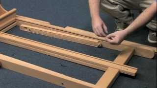 Monterey Easel Assembly Instructions