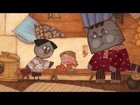 Гора самоцветов - Петушок и Кошечка (A Cockerel and a Pussy-Cat) Эрзянская сказка