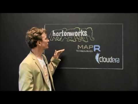Hadoop Distributions - Cloudera vs Hortonworks vs MapR vs Intel