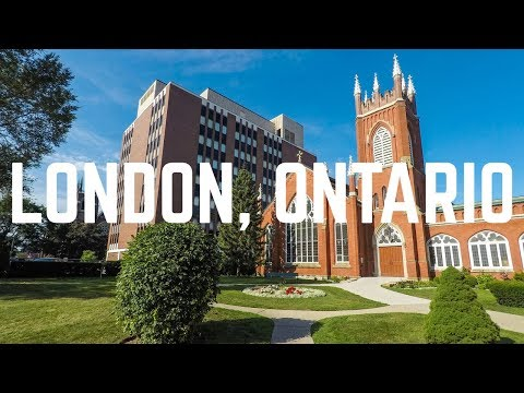 Exploring London, Ontario | Travel Vlog