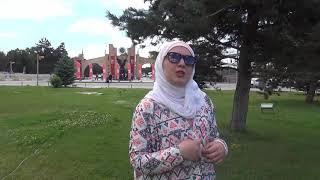 Uluslararası Öğrenciler Tecrübelerini Paylaşıyor (Jordan)