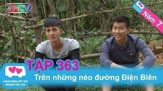 Trên những nẻo đường Điện Biên | LOVEBUS | Tập 363 | 10/11/2015