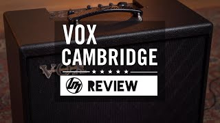 Vox Cambridge 50 Guitar Amplifier | Better Music