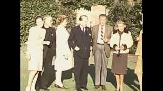 J. Paul Getty with Jack Dempsey & Duke of Segovia