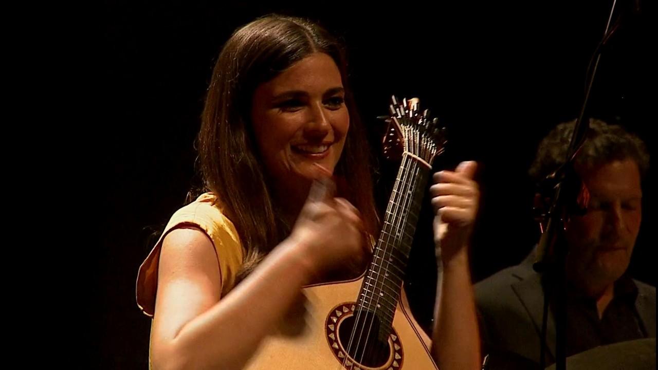 MARTA Pereira da Costa - Meddley Instrumental LIVE in C.C. Olga Cadaval