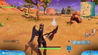 3 Easy Vehicle Time Trail Location-Fortnite battle royale