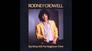 Watch Rodney Crowell Aint No Money video
