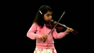 2014 03 08 - Donya Atashie, violin - The Witches