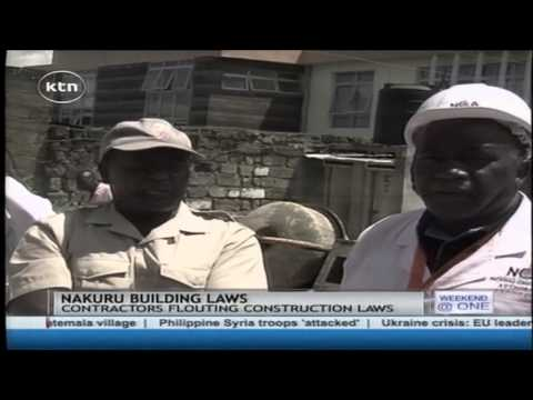 Building contractor's construction activities suspended after flouting the construction requirements
