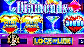 Cover images 😱OMG!😱 ♥️BIGGEST Heart Possible♥️ 💰HUGE WIN!💰 🔓Lock It Link🔓 💎Diamonds💎