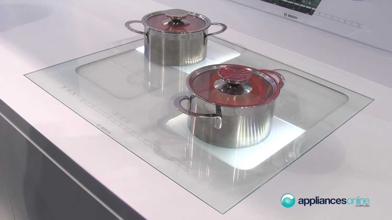 Demonstration of Bosch\'s easy-to-control Flex-Induction cooktop ...