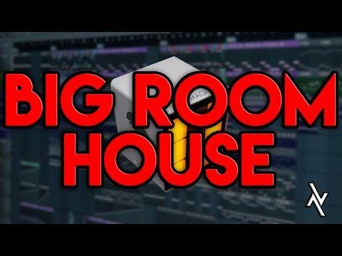 Cómo hacer BIG ROOM HOUSE desde CERO - FL STUDIO (Parte 1)