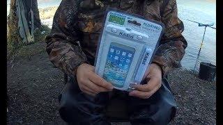 Рыбацкий чехол для смартфона. Обзор товара от http://kleva.com.ua/