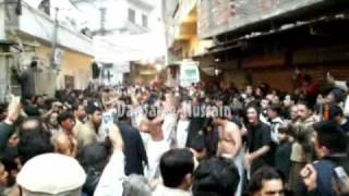 Chehlum at Bibi Pak Daman Lahore - 22 Safar 2010 ( Video )