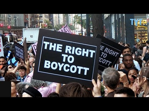 New Law Would Criminalize Israel Boycott Supporters in U.S.