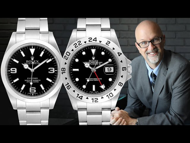 Rolex Explorer I and II: Expert History and Review  | SwissWatchExpo [Watch Review]