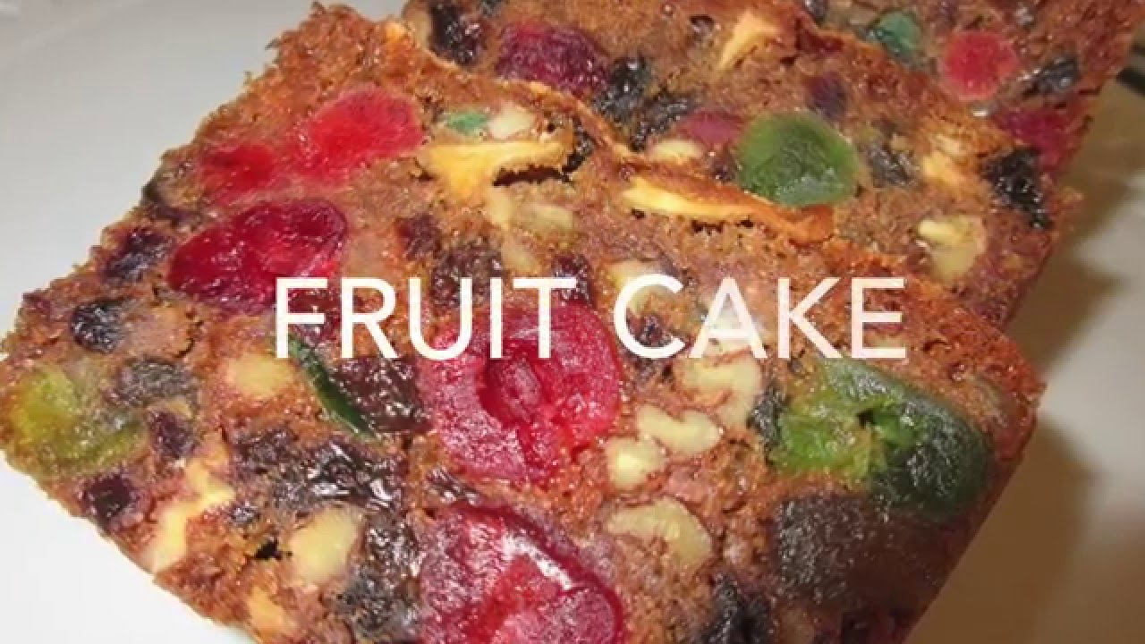 How To Make Candied Pineapple For Fruit Cake
