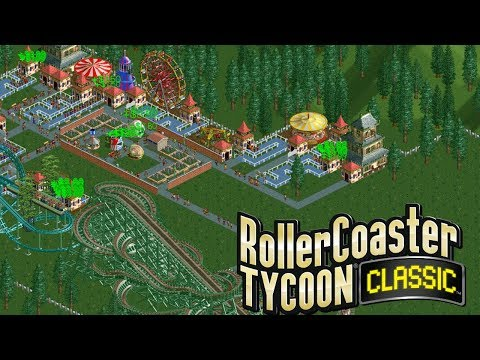 RollerCoaster Tycoon® Classic at AppGhost com
