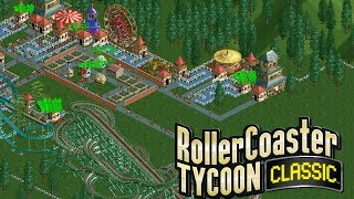 Mixed Feelings | RollerCoaster Tycoon Classic