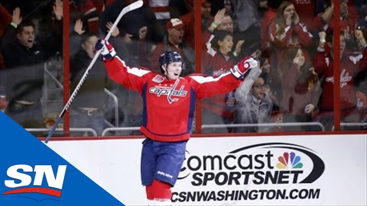 Top 10 Nicklas Backstrom Moments From His NHL Career…So Far
