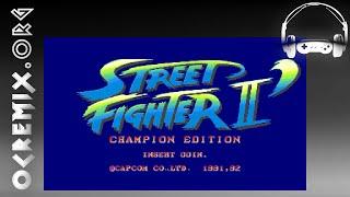 OC ReMix #546: Street Fighter II': Champion Edition 'Credits Theme (One Credit Finish Mix)' [Staff]