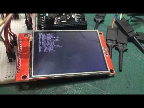 DAB/DAB+ receiver module with Arduino
