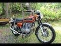 1975 Honda CB550K Restoration: Start to Finish