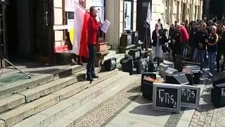 TVPis kłamie - KOD Legnica / Lubin - Sondaże, prawnicy - Grzegorz Żurawiński