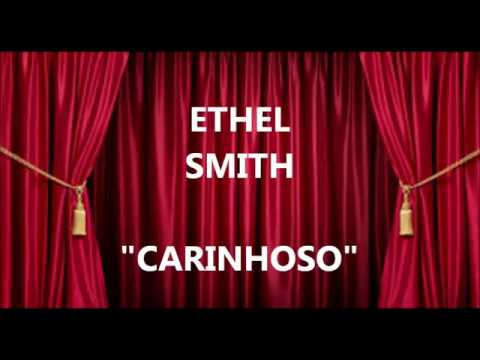 ETHEL SMITH at the Hammond Organ -