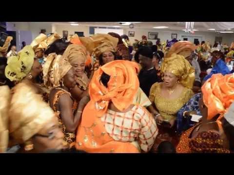 Nigerian Wedding in Atlanta