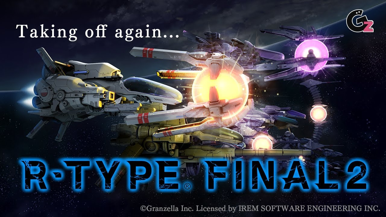 R-Type Final 2 - Teaser Trailer