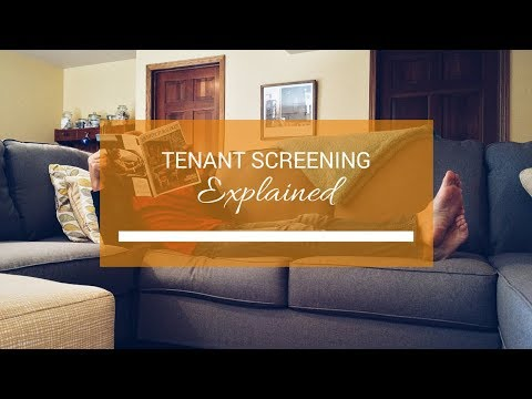 Tenant Screening Explained by Albuquerque Property Management Experts