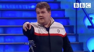 Smithy at Sports Personality of the Year - BBC Sport Relief Night 2010