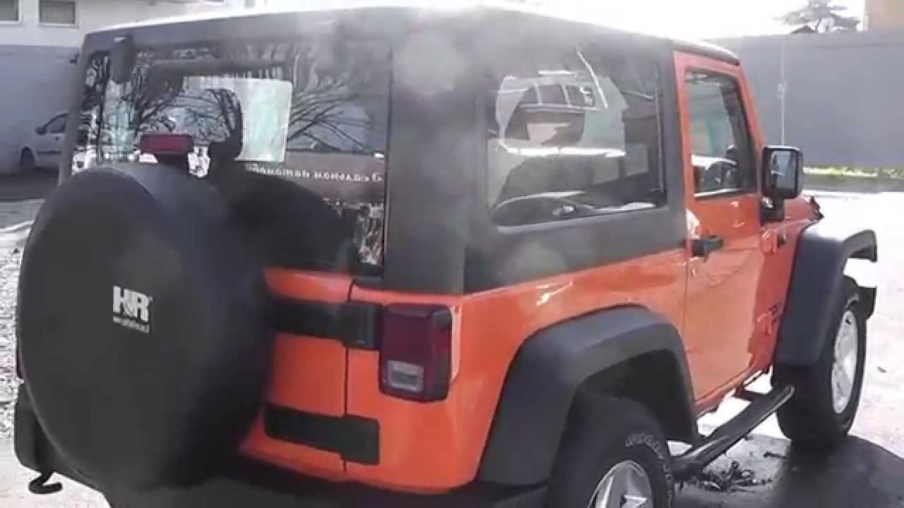 Jeep Wrangler III (JK) 3.6 AT (286 л.с.) 4WD