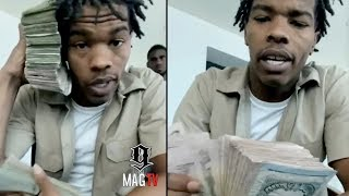 Woah!!! Lil Baby Can Count Money Faster Than Anyone In Rap! 💵