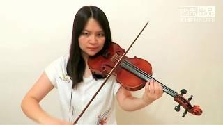 Billie Eilish - Bellyache(Violin Cover)